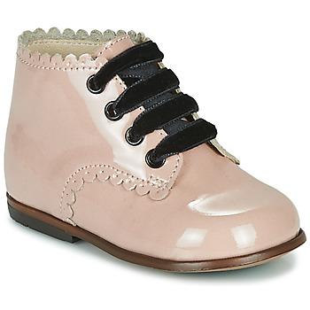 Skor Flickor Höga sneakers Little Mary VIVALDI Rosa