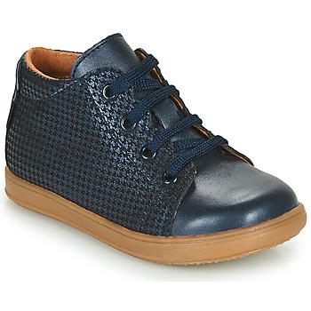 Skor Flickor Sneakers Little Mary CLELIE Blå