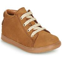 Skor Flickor Sneakers Little Mary CLELIE Brun