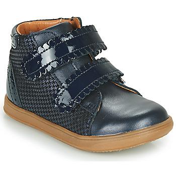 Skor Flickor Höga sneakers Little Mary CRISTIE Blå