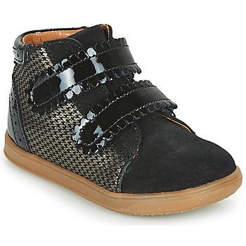 Skor Flickor Höga sneakers Little Mary CRISTIE Svart