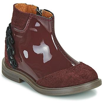 Skor Flickor Boots Little Mary ELSIE Röd