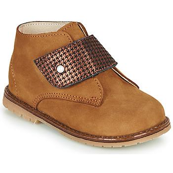 Skor Flickor Höga sneakers Little Mary JANYCE Brun