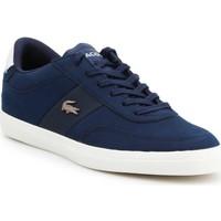 Skor Dam Sneakers Producent Niezdefiniowany Lacoste 7-37CMA0013J18 navy