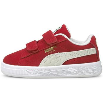 Skor Barn Sneakers Puma Suede classic xxi v inf Röd