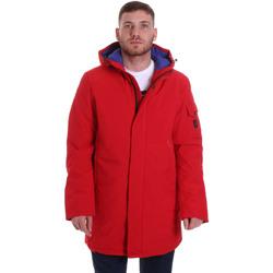 textil Herr Parkas Refrigiwear RM8G09900XT2429 Röd