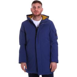 textil Herr Parkas Refrigiwear RM8G09900XT2429 Blå