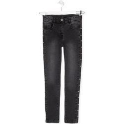 textil Barn Jeans Losan 024-9000AL Svart