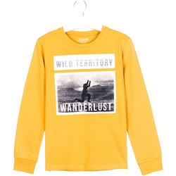 textil Barn Långärmade T-shirts Losan 023-1027AL Gul