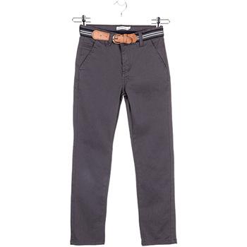 textil Barn Byxor Losan 023-9790AL Grå