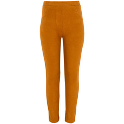 textil Flickor Leggings Losan 024-6004AL Brun