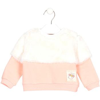 textil Barn Sweatshirts Losan 028-6011AL Rosa