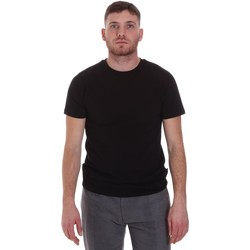 textil Herr T-shirts Sseinse MI1692SS Svart