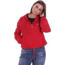 textil Dam Jackor Fila 687601 Röd