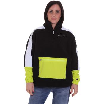 textil Dam Sweatshirts Champion 113465 Svart