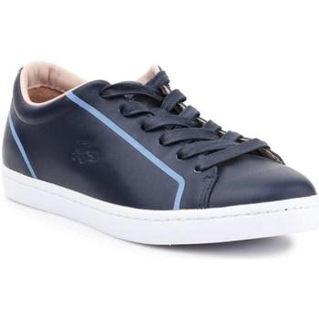 Skor Dam Sneakers Lacoste Straightset Grafit