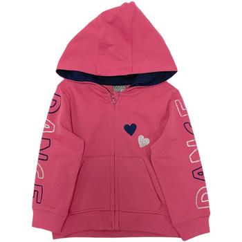 textil Flickor Sweatshirts Losan 026-6653AL Rosa
