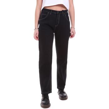 textil Dam Jeans Dickies DK133004BLK1 Svart