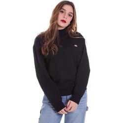textil Dam Sweatshirts Dickies DK0A4X8LBLK1 Svart