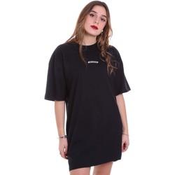 textil Dam T-shirts Dickies DK0A4XCVBLK1 Svart