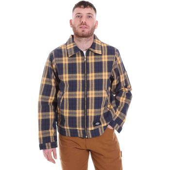textil Herr Vindjackor Dickies DK0A4X6QAF01 Blå