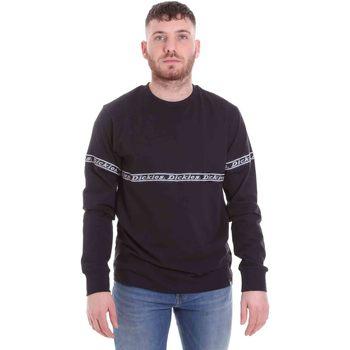 textil Herr T-shirts & Pikétröjor Dickies DK0A4X65BLK1 Svart