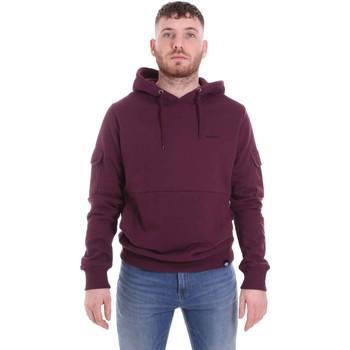 textil Herr Sweatshirts Dickies DK0A4X5ZMR01 Röd
