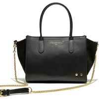Väskor Dam Handväskor med kort rem Atelier Enai LEXIE NOIR