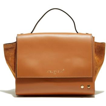 Väskor Dam Handväskor med kort rem Atelier Enai JOYCE CAMEL