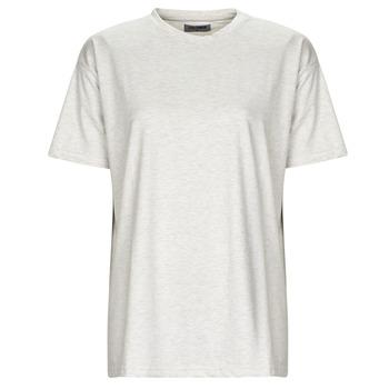 textil Dam T-shirts Yurban OKIME Grå