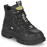 Skor Dam Boots Buffalo ASPHA NC MID Svart