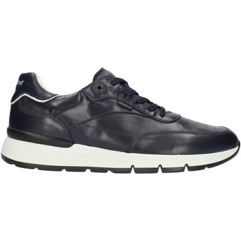 Skor Herr Sneakers Nero Giardini E101992U Blå