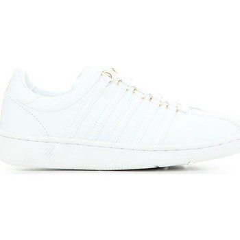 Skor Dam Sneakers K-Swiss Classic VN Vit