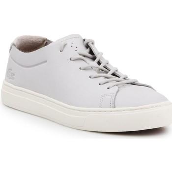 Skor Dam Sneakers Lacoste L 12 12 Unlined 118 2 Caw Gråa