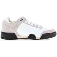 Skor Herr Sneakers K-Swiss Gstaad Neu Lux Vit, Svarta, Beige