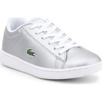 Skor Barn Sneakers Lacoste 734SPC0006334 Silver