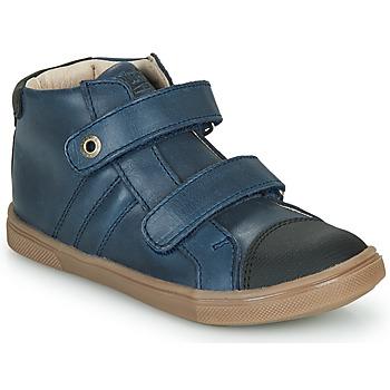 Skor Pojkar Höga sneakers GBB KERWAN Blå
