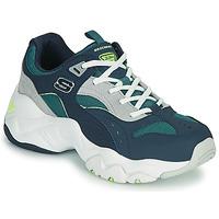 Skor Dam Sneakers Skechers D'LITES 3.0/OCEAN CLOUD Marin