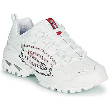 Skor Dam Sneakers Skechers ENERGY/SKY VISION Vit