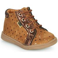 Skor Flickor Höga sneakers GBB FAMIA Brun