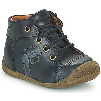 Skor Pojkar Höga sneakers GBB GARY Blå