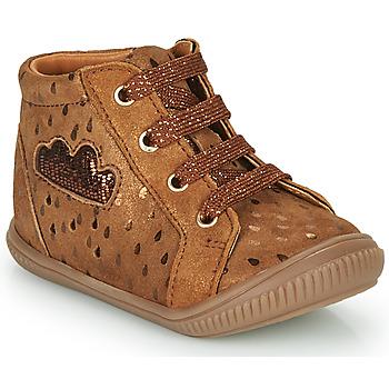 Skor Flickor Höga sneakers GBB MASHA Brun