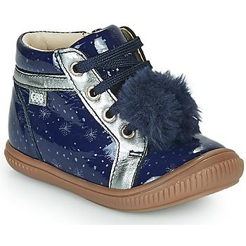 Skor Flickor Höga sneakers GBB ISAURE Blå