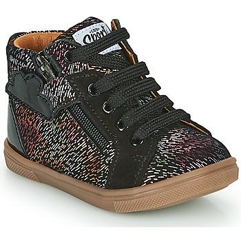 Skor Flickor Höga sneakers GBB VALA Svart
