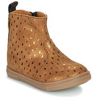 Skor Flickor Boots GBB ERNA Brun