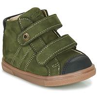 Skor Pojkar Höga sneakers GBB KERWAN Grön