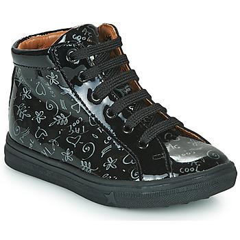 Skor Flickor Höga sneakers GBB PHILEMA Svart