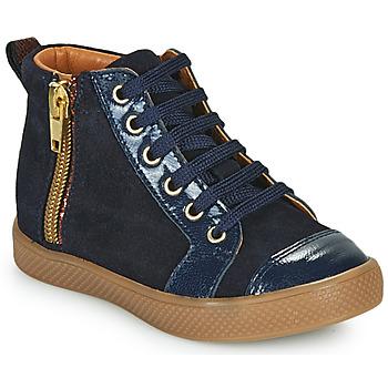 Skor Flickor Höga sneakers GBB SAVIA Blå