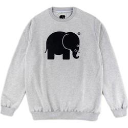 textil Herr Sweatshirts Trendsplant SUDADERA CLÁSICA GRIS  029050MBGC Grå