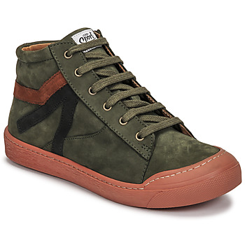 Skor Pojkar Höga sneakers GBB ARNOLD Grön